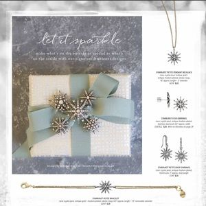 Chloe + Isabel Jewelry - 🆕 Starburst Petite Pendant Necklace c+i N374